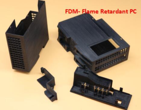flame retardant material in 3d printing