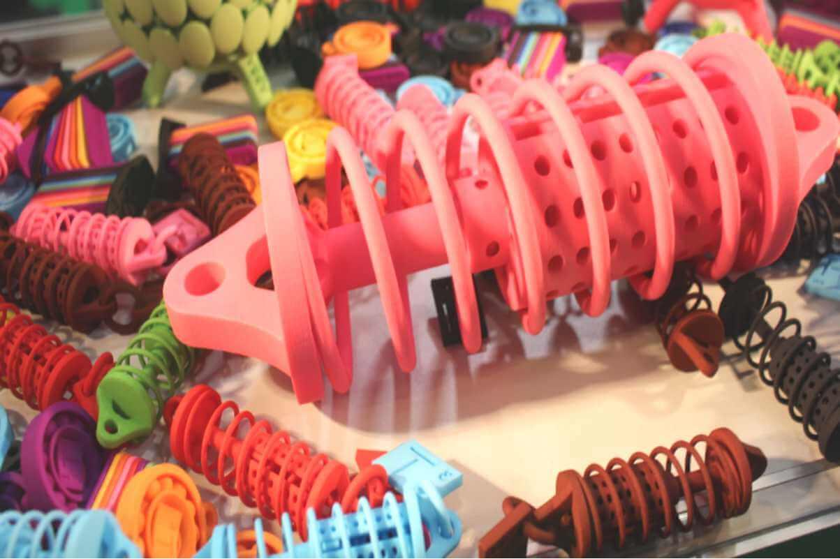 SLS 3D Printing Service China