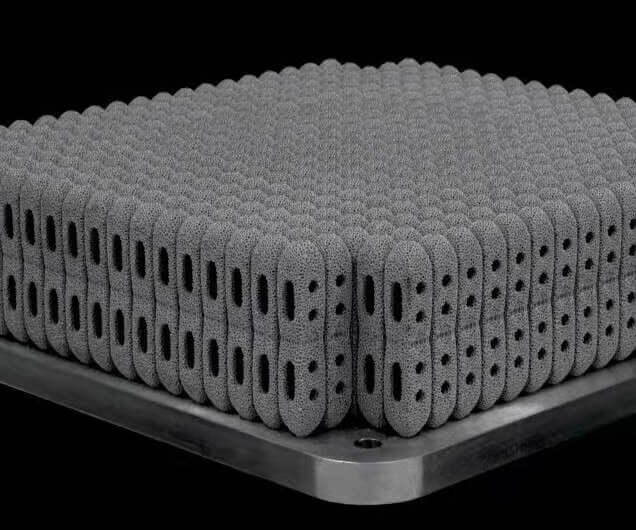 Metal 3D Printing Service in China